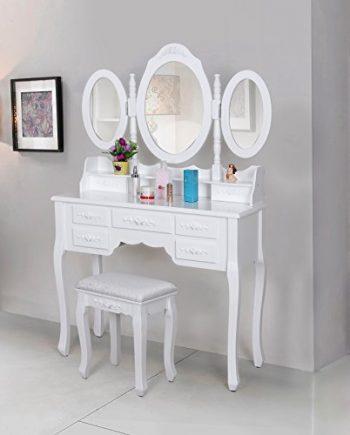 Tocador vintage bazar vintage - Tocadores con espejo ...