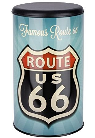 Wenko - Taburete Pongo Todo Vintage Route 66 21591