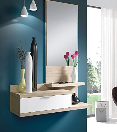 ZZZ_Easy Home Mueble De Entrada Toledo B2 Natural