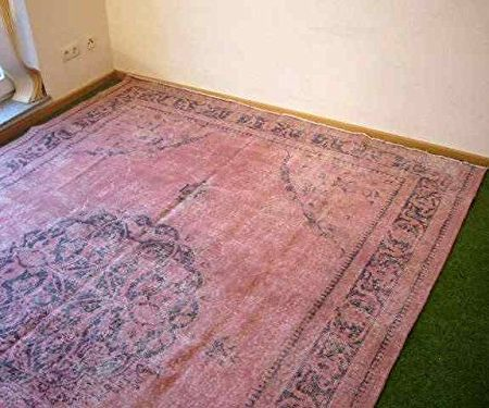Alfombra Vintage Pink 16 - 230x323 cm