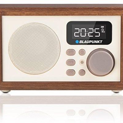 Blaupunkt HR5BR Radiodespertadores (MP3, microSD, USB, AUX, LCD-Display, remote control)