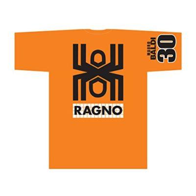 Retro Formula 1 - Camiseta - para hombre naranja naranja large