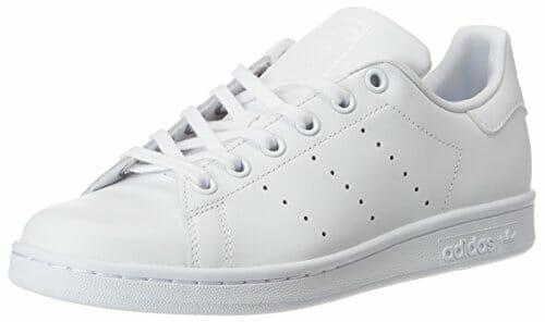 online store 90135 c02cc Adidas Stan Smith J, Zapatillas de Deporte Unisex Niños, Blanco (Ftwbla  Ftwbla Ftwbla), 36 2 3 EU (4 UK)