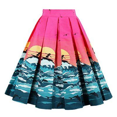 mejor baratas 272d9 23de9 ▷ Faldas Vintage | BazarVintage.es
