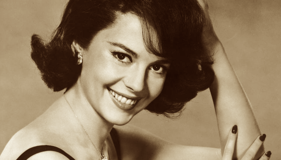 Natalie Wood Vintage Retro